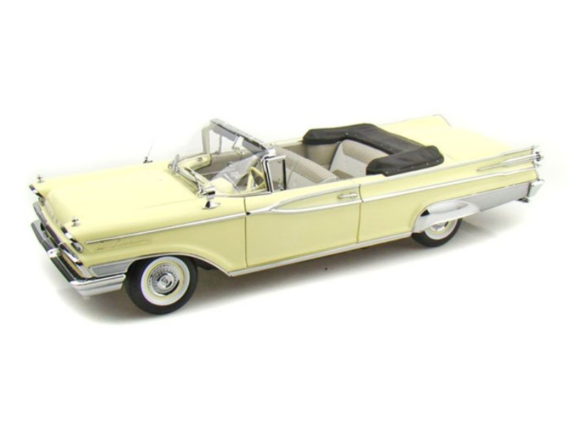 SS5152 SUNSTAR MERCURY PARKLANE OPEN CONVERTIBLE-1959