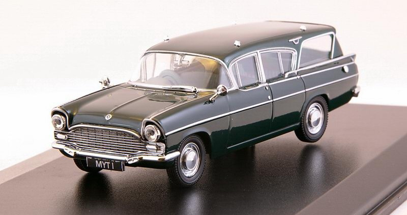 VFE003 OXFORD VAUXHALL CRESTA FRIARY IMPERIAL  QUEEN UK 1963