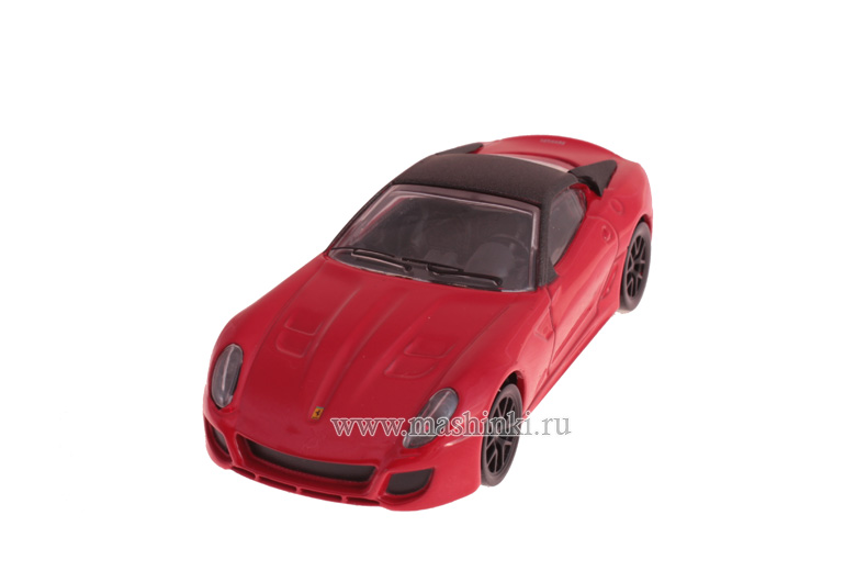 X5535 HOT  WHEELS Ferrari 599 GTO