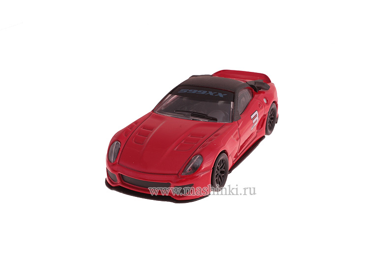 X5536 HOT  WHEELS Ferrari 599 XX
