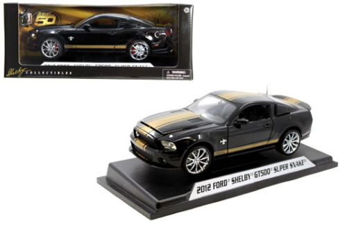 cs322-K- SHELBY COLLECTIBLES 2012 Ford Shelby GT500