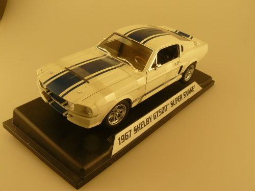 gt500ss-K- SHELBY COLLECTIBLES SHELBY GT500 SUPER SNAKE-1967