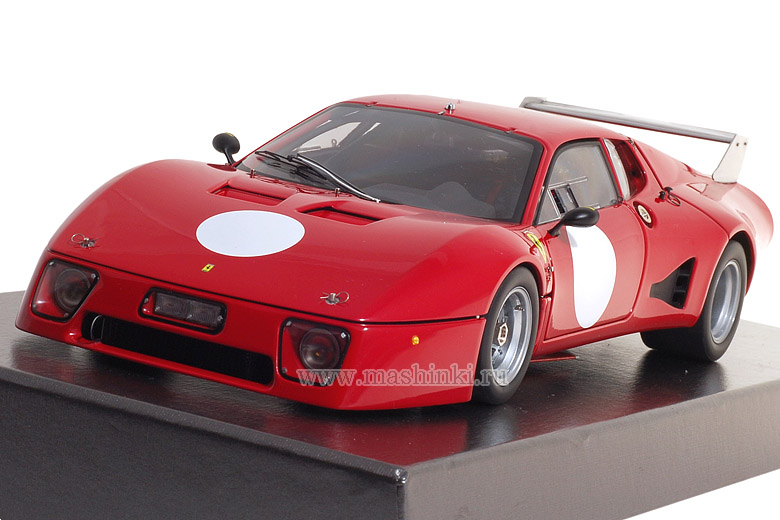 he180021 BBR FERRARI 512BB LM 1979 (red)
