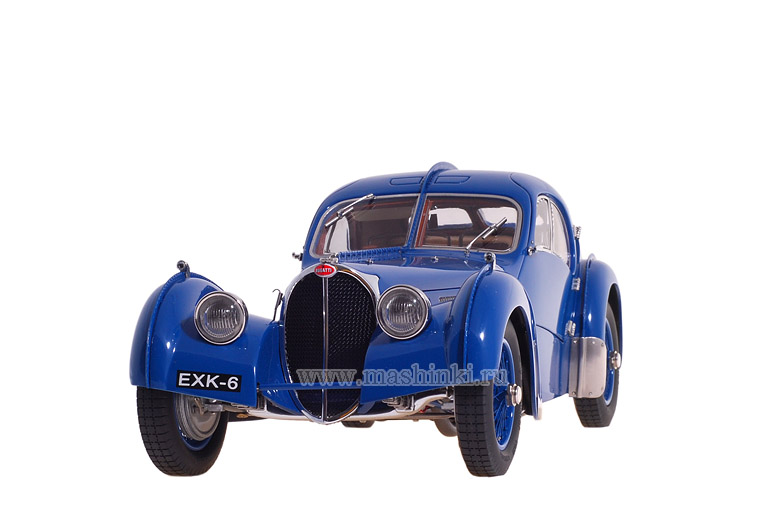 m-083blue CMC BUGATTI TYPE 57SC ATLANTIC 1938 (blue)
