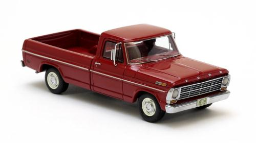 neo44845 NEO FORD F100 PICK-UP 1968 (red)