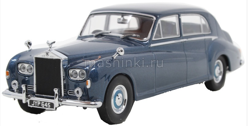 43RRP5003 14+ OXFORD OXFORD 1/43 ROLLS-ROYCE Phantom V James Young 1962 windsor blue