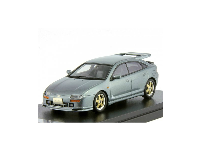 HS071GY HI-STORY MAZDA Lantis Cpe Type-R A-Spec M'Speed 1994 gray