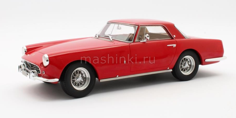 MXL0604-032 14+ MATRIX MATRIX 1/18 FERRARI 250GT Coupe Pininfarina 1958 red
